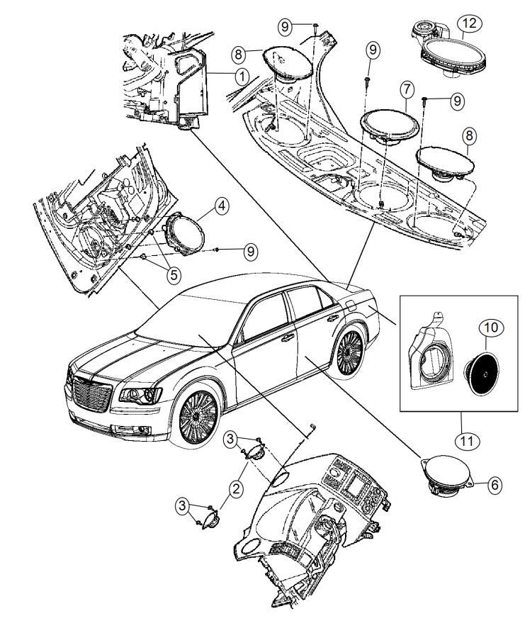 Chrysler 300 Screw  Hex Flange Head