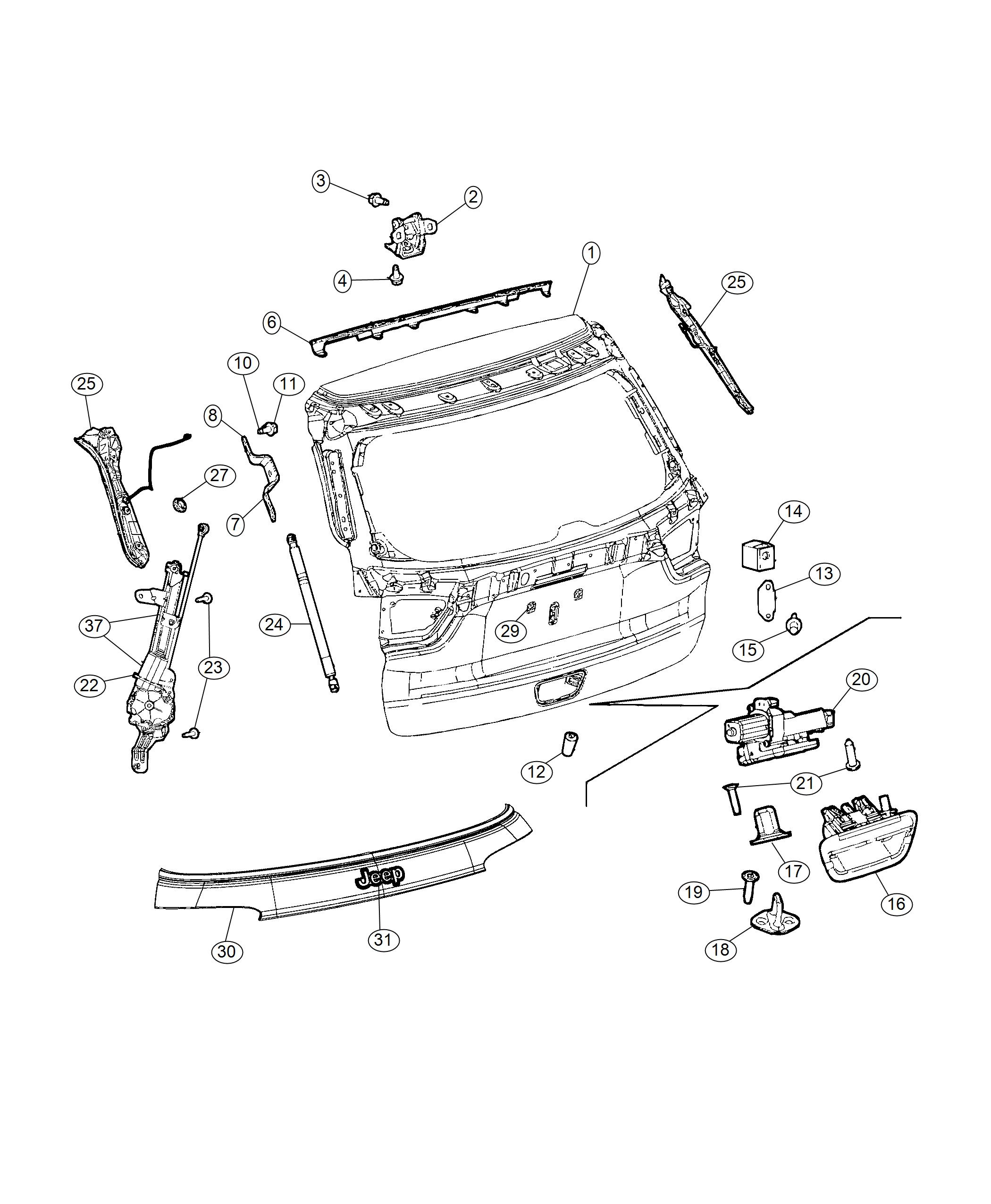 Wiring Diagram Jeep Compass 2018