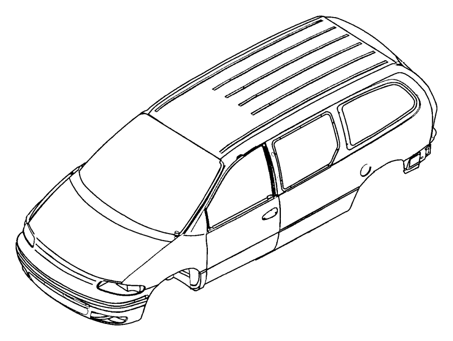 1998 jeep cherokee glass  right  quarter  sunscreendoor