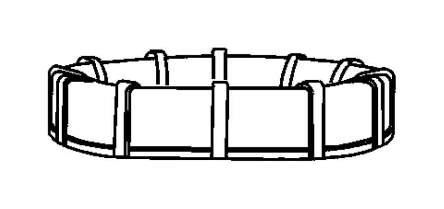 1996 Chrysler Town  U0026 Country Nut  Fuel Pump Level Unit