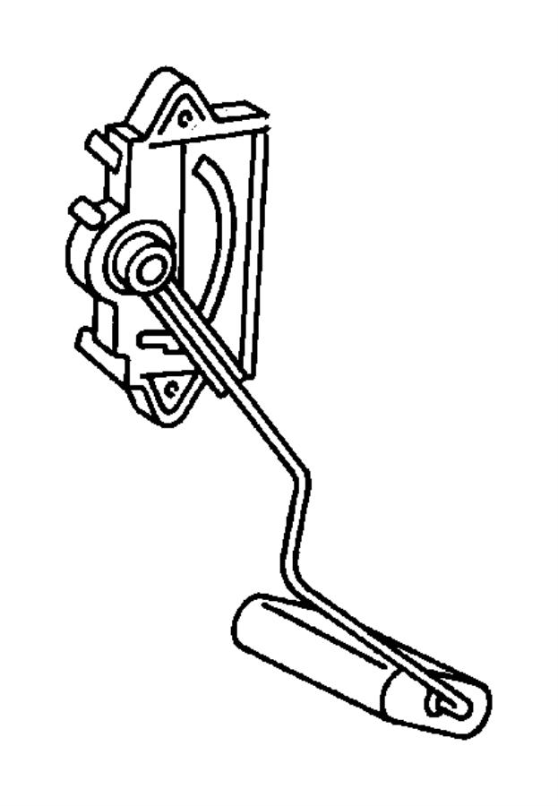1997 dodge ram 2500 level unit kit  fuel  tankpickup