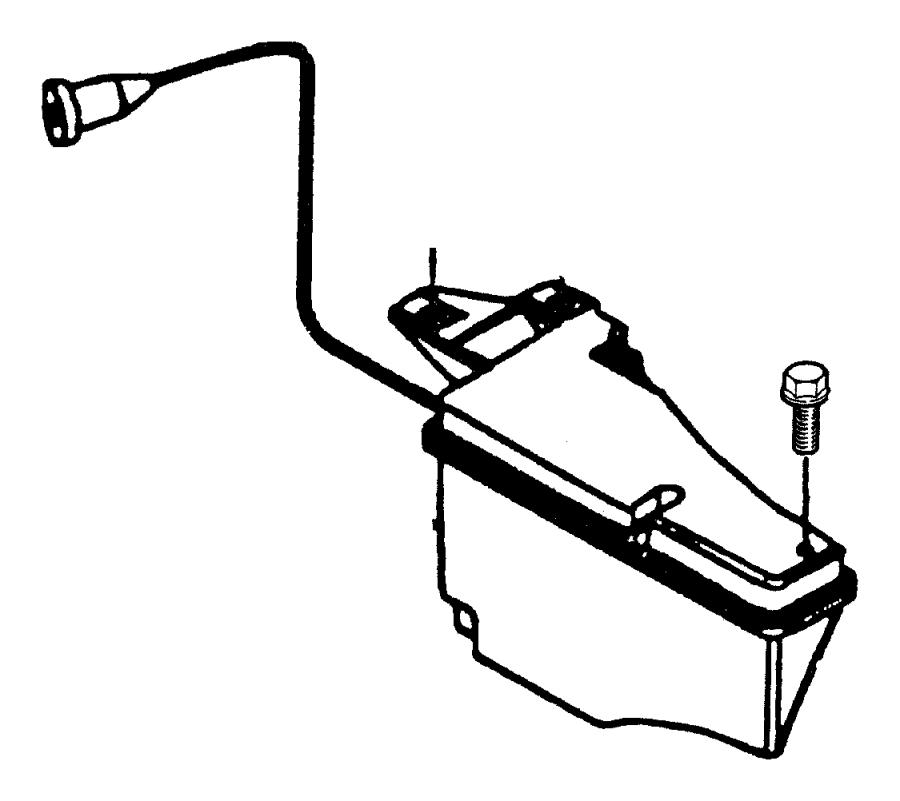 Dodge Intrepid Harness  Vacuum Speed Control