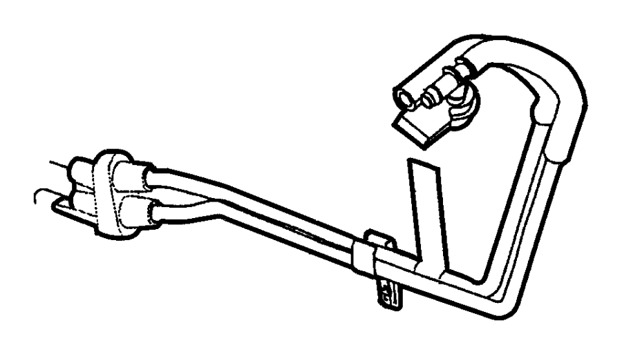Dodge Intrepid Harness  Vapor