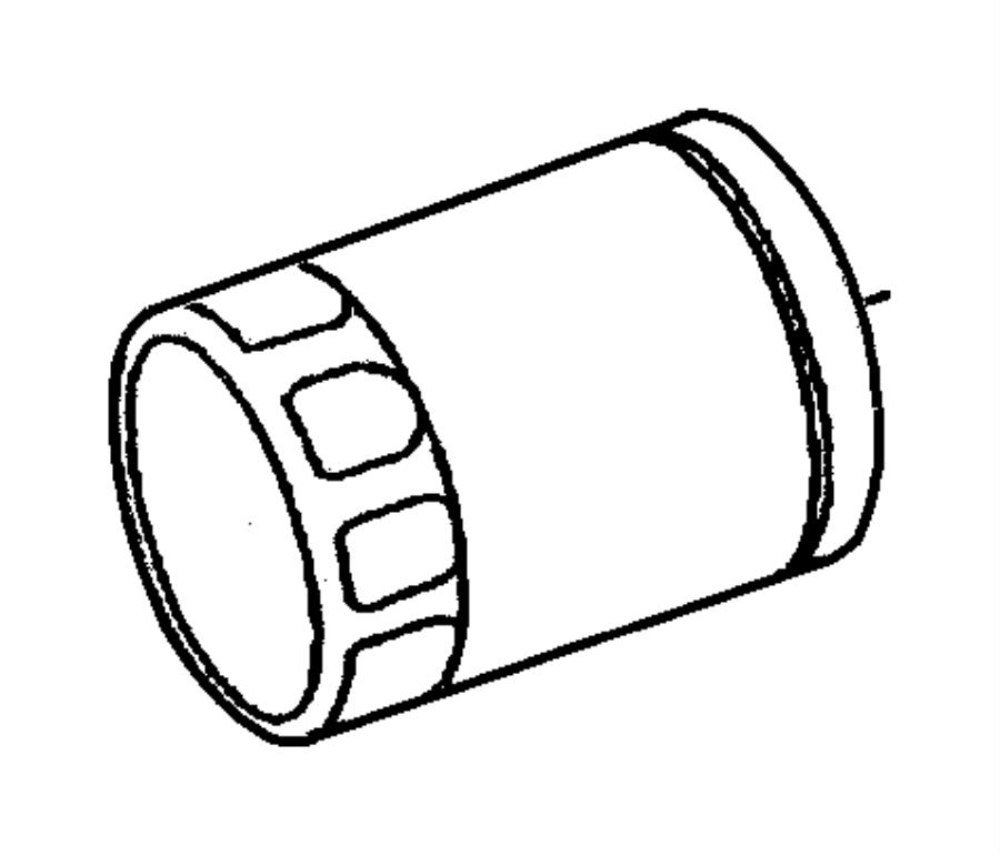 Department Of Motor Vehicles Huntington Ny: 05003558AA - Mopar Filter. Engine Oil. Filters