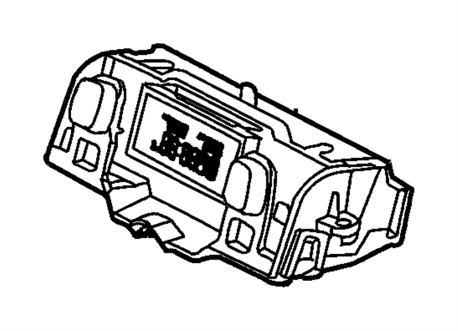 jeep wrangler wiring  overhead console  trim   all trim