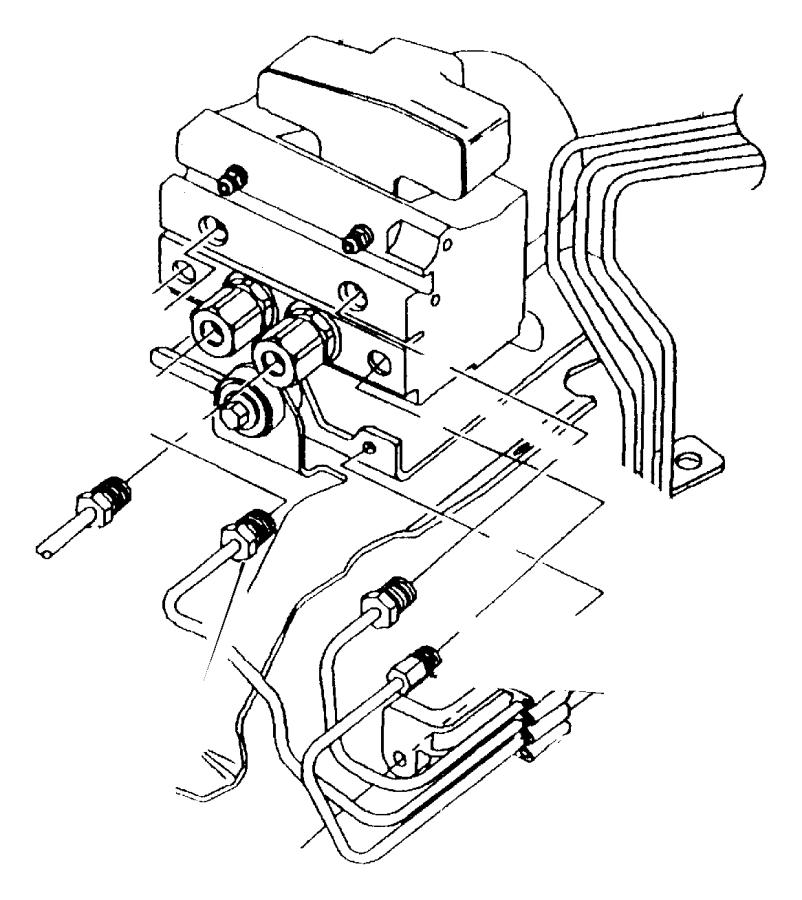 dodge ram 1500 hydraulic control unit  anti