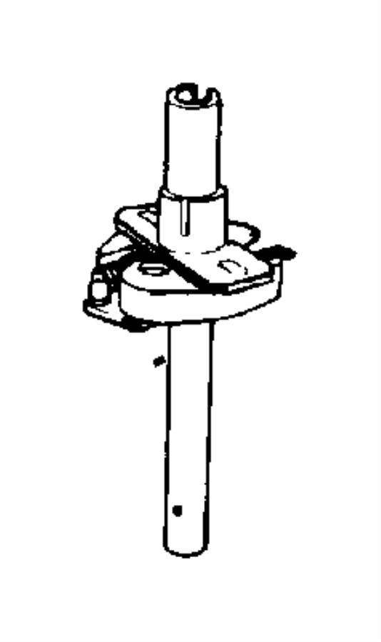 1997 dodge ram 3500 distributor  engine  distributor