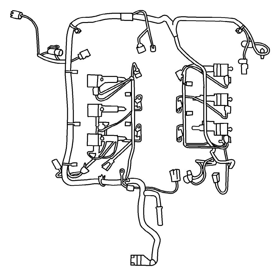 dodge magnum coil  ignition  plugscablescoil