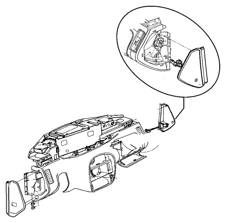 1999 jeep wrangler fuse  mini  10 amp  red  air bag  airbag  airbag module  export  horn