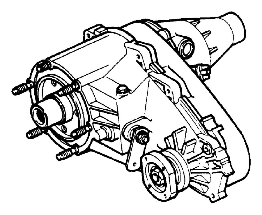 Chevy Blazer Vacuum Diagram