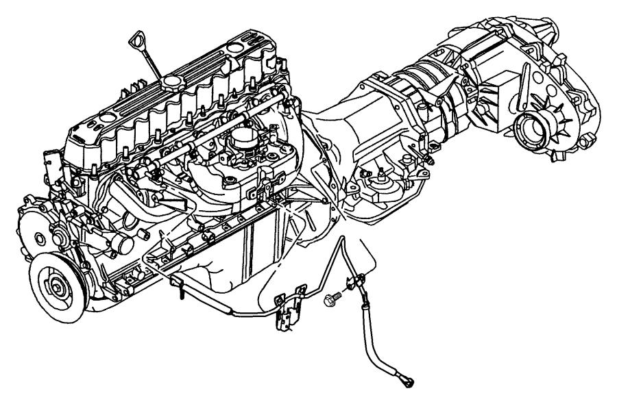 52100041ai Dodge Bundle Fuel Line Forth Mopar Parts