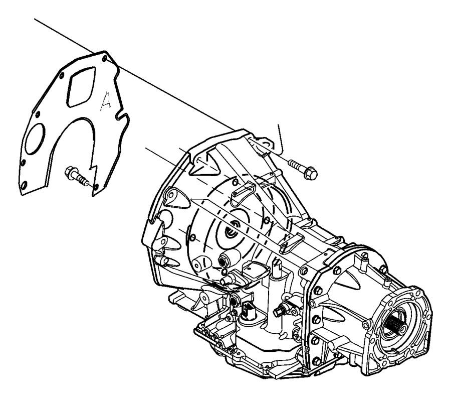 jeep 42rle transmission diagrams