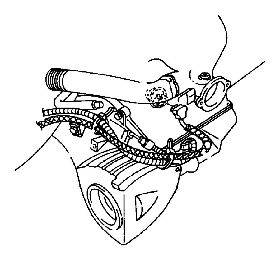 Chrysler Voyager Cord  Engine Block Heater  Engineegm