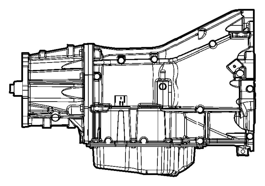 2004 jeep wrangler transmission package