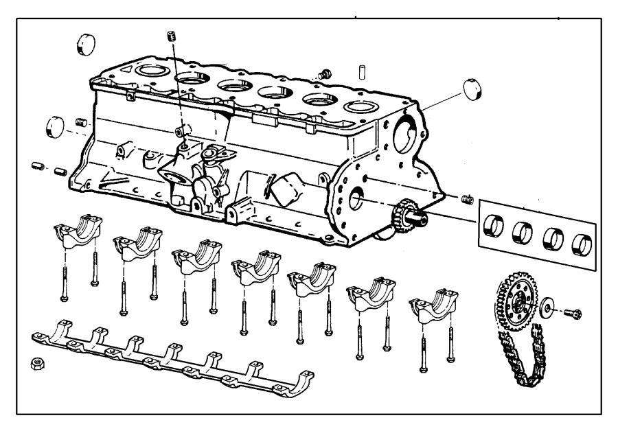 J4005148 Mopar Dowel Transmission Mopar Parts Overstock