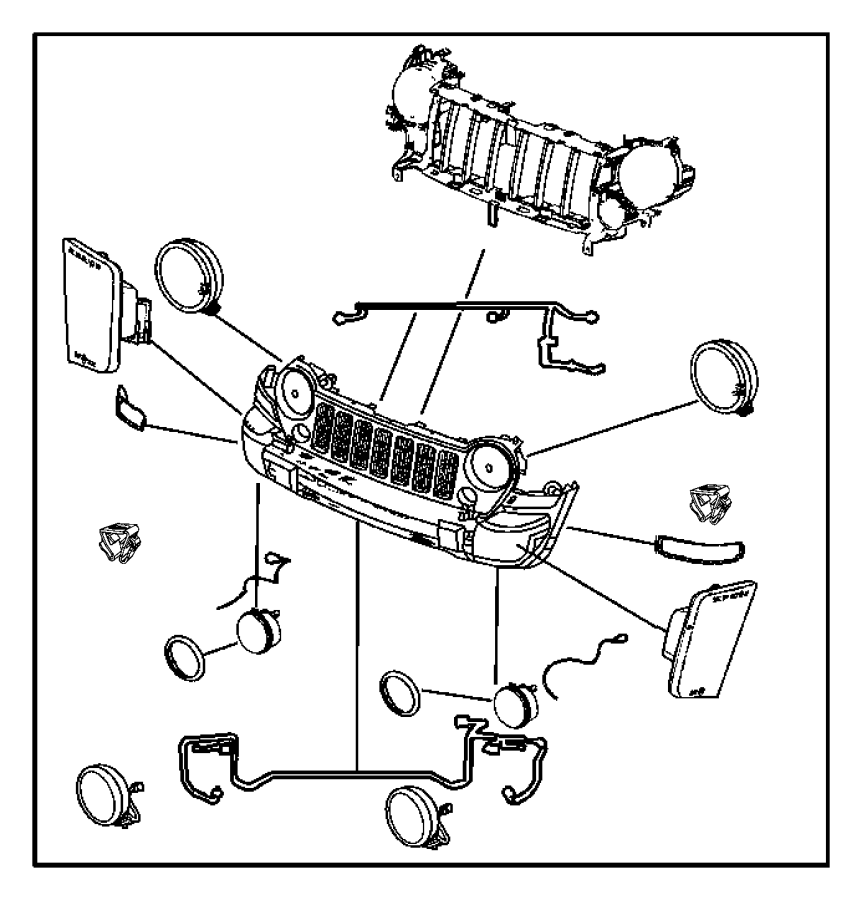 jeep liberty tow wiring diagram