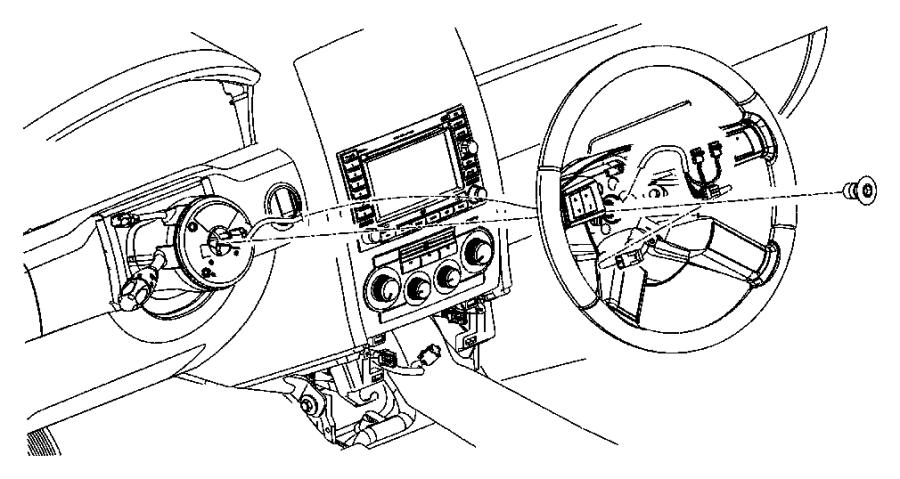 chrysler 300 wiring  steering wheel  trim   all trim codes   coatvehicle