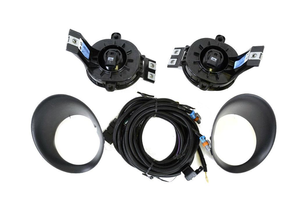 Jeep Grand Cherokee Fog Lights  Complete Kit  Includes