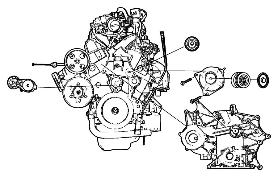 rl868430ah - mopar generator  engine   alternator - 160 amp    alternator