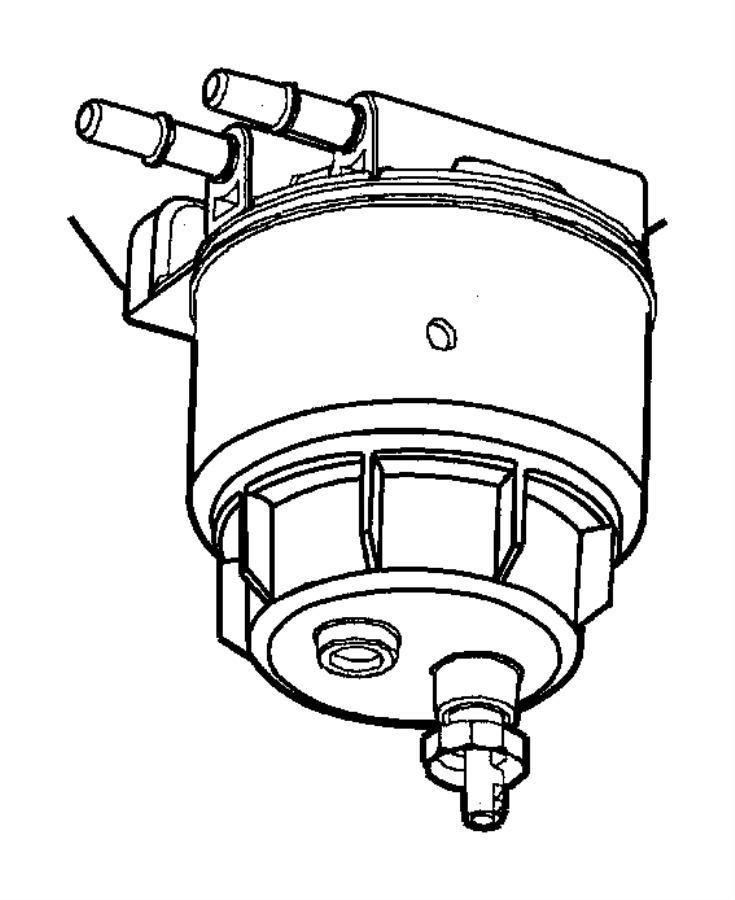 68043087aa  water separator  includes