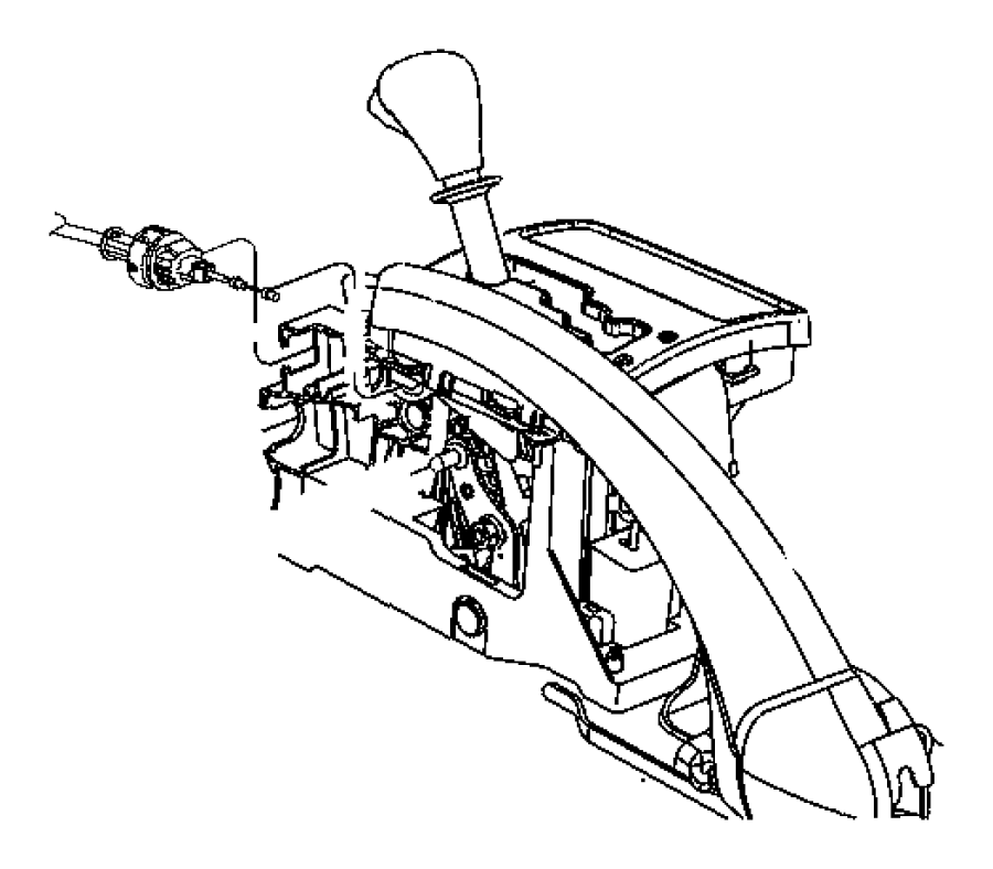 52109667ae Mopar Cable Gearshift Control Mopar Parts