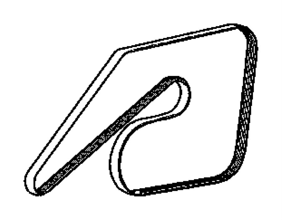 I on Chrysler 300 Belt Diagram 2008 5 7