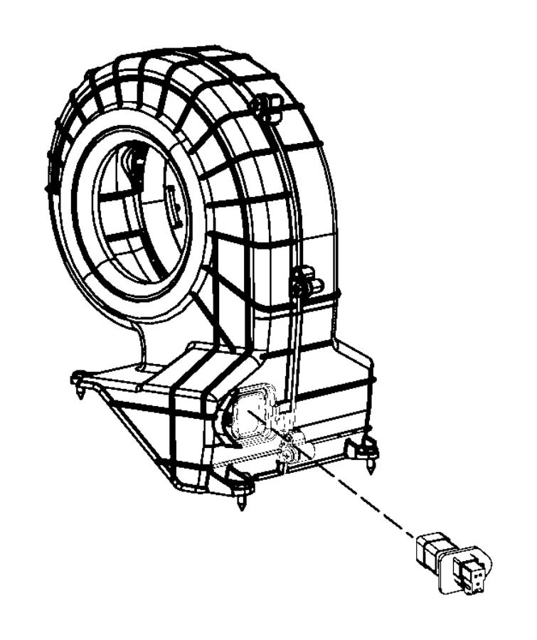2001 dodge resistor  blower motor  after 1-3-08  up to 1-3-08