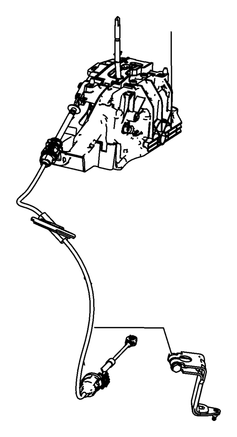 2007 dodge nitro shifter. transmission - 52125338ac ... dodge nitro transmission diagram 2006 dodge nitro engine diagram