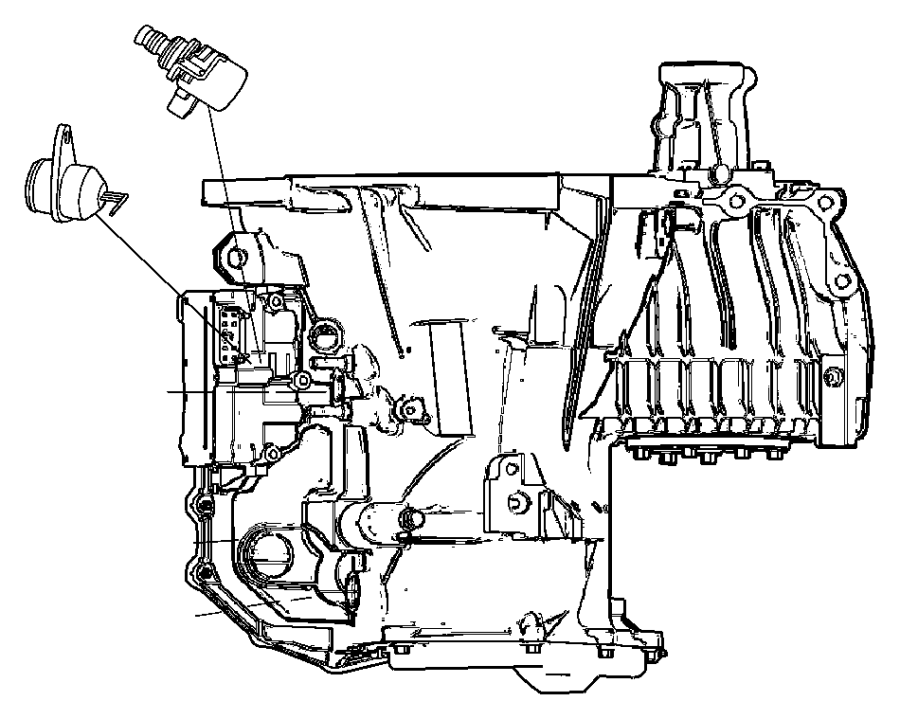 Jeep Shift Solenoid - Auto Electrical Wiring Diagram