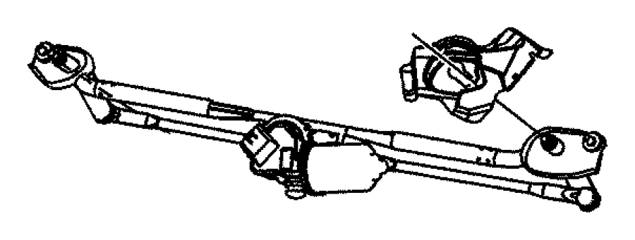 search 2009 chrysler 300 body  u0026gt  windshield wiper and