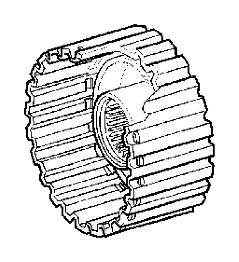 Dodge Magnum Retainer  Clutch  K3 Clutch