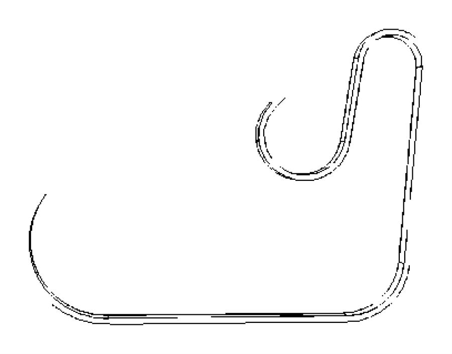 2012 Chrysler 200 Lx 2 4l I4 Belt  Accessory Drive