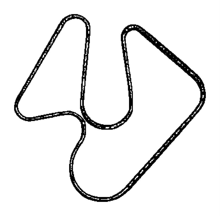 2010 dodge belt  serpentine  vbelts  serentine  geneeratoralternator