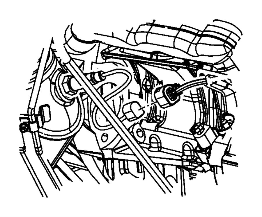 jeep grand cherokee sensors diesel engine