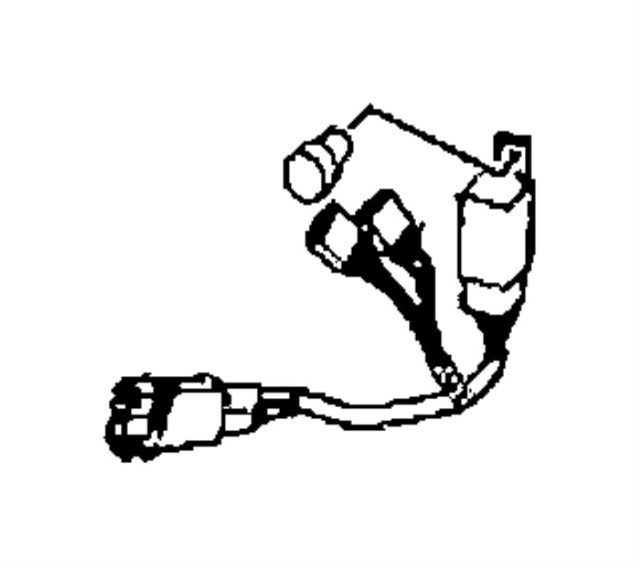 Dodge Sprinter Wiring  Equipment Compartment Air