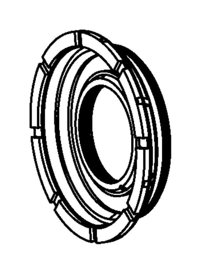 Ram 5500 Piston  Clutch  Cltuch