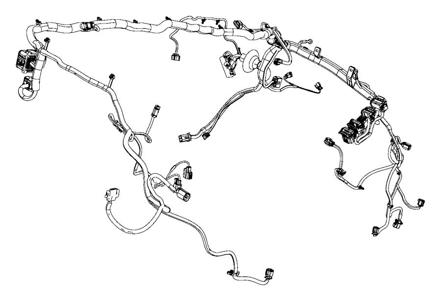 Ram 1500 Wiring  Dash