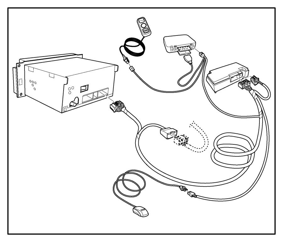 jeep grand cherokee module telematics uconnect hands. Black Bedroom Furniture Sets. Home Design Ideas