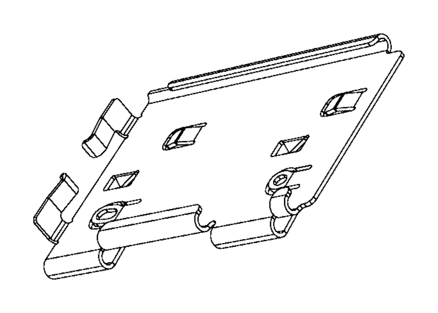 jeep grand cherokee antenna  passive entry  cargo compartment  cargo door  door  export