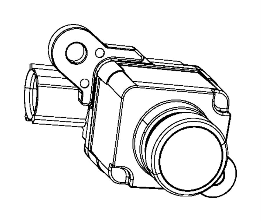 2013 dodge ram 5500 camera  rear view  xjj