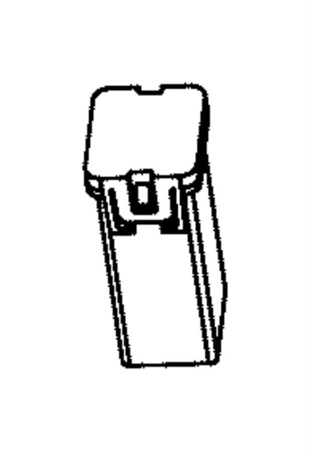chrysler 300 fuse  export  j case  30 amp  hlamps