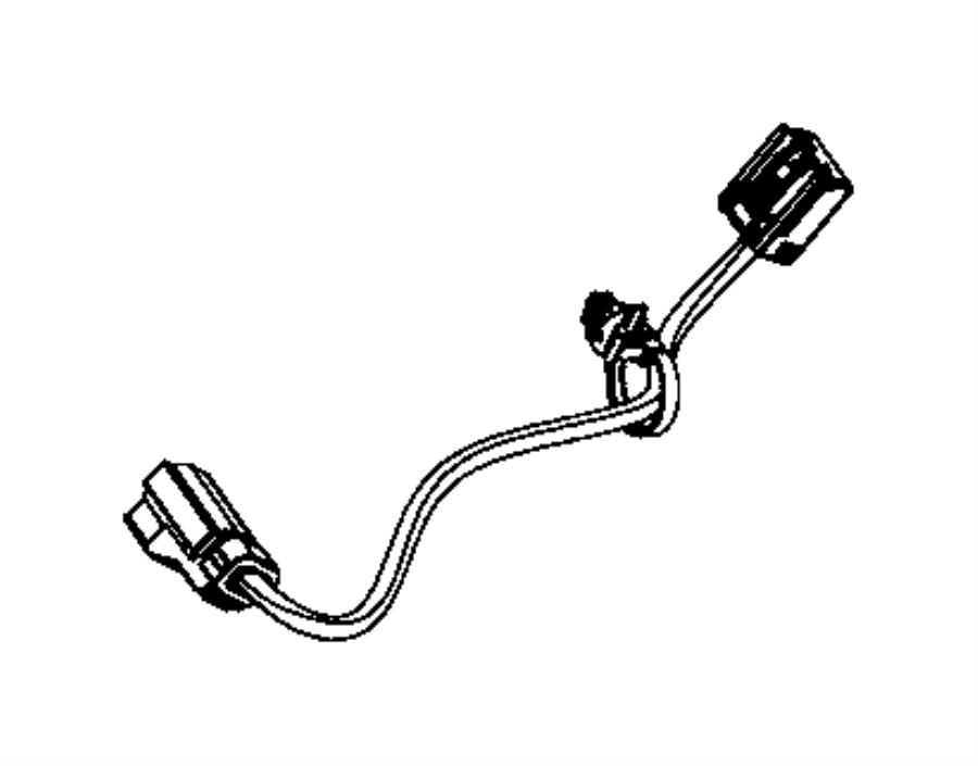 Jeep Grand Cherokee Wiring. Jumper. Blower motor ...