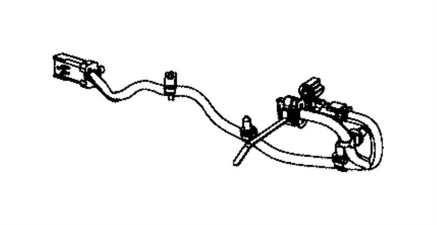 Jeep Grand Cherokee Wiring  Jumper