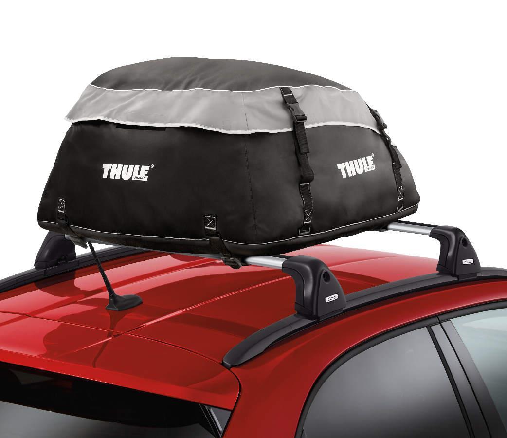 2016 Dodge Grand Caravan Soft Sided Roof Top Cargo Bag