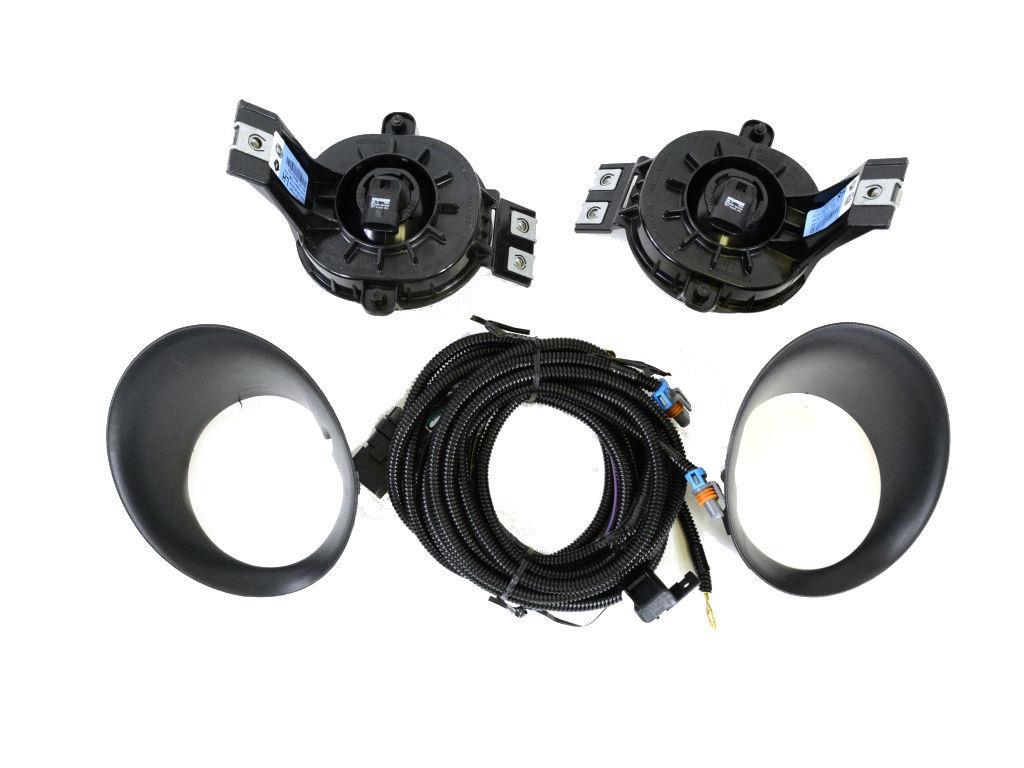 2007 Dodge Ram 3500 Fog Lights  Complete Kit  Includes