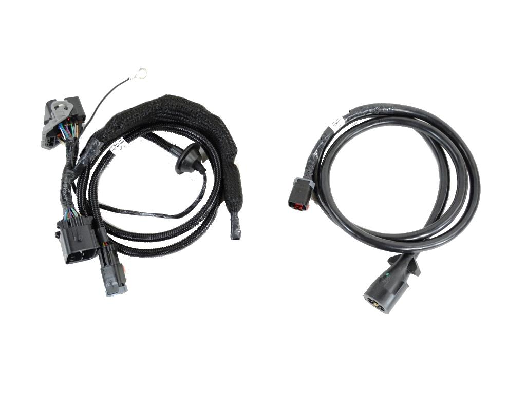 2012 Jeep Wrangler Wiring  Trailer Tow