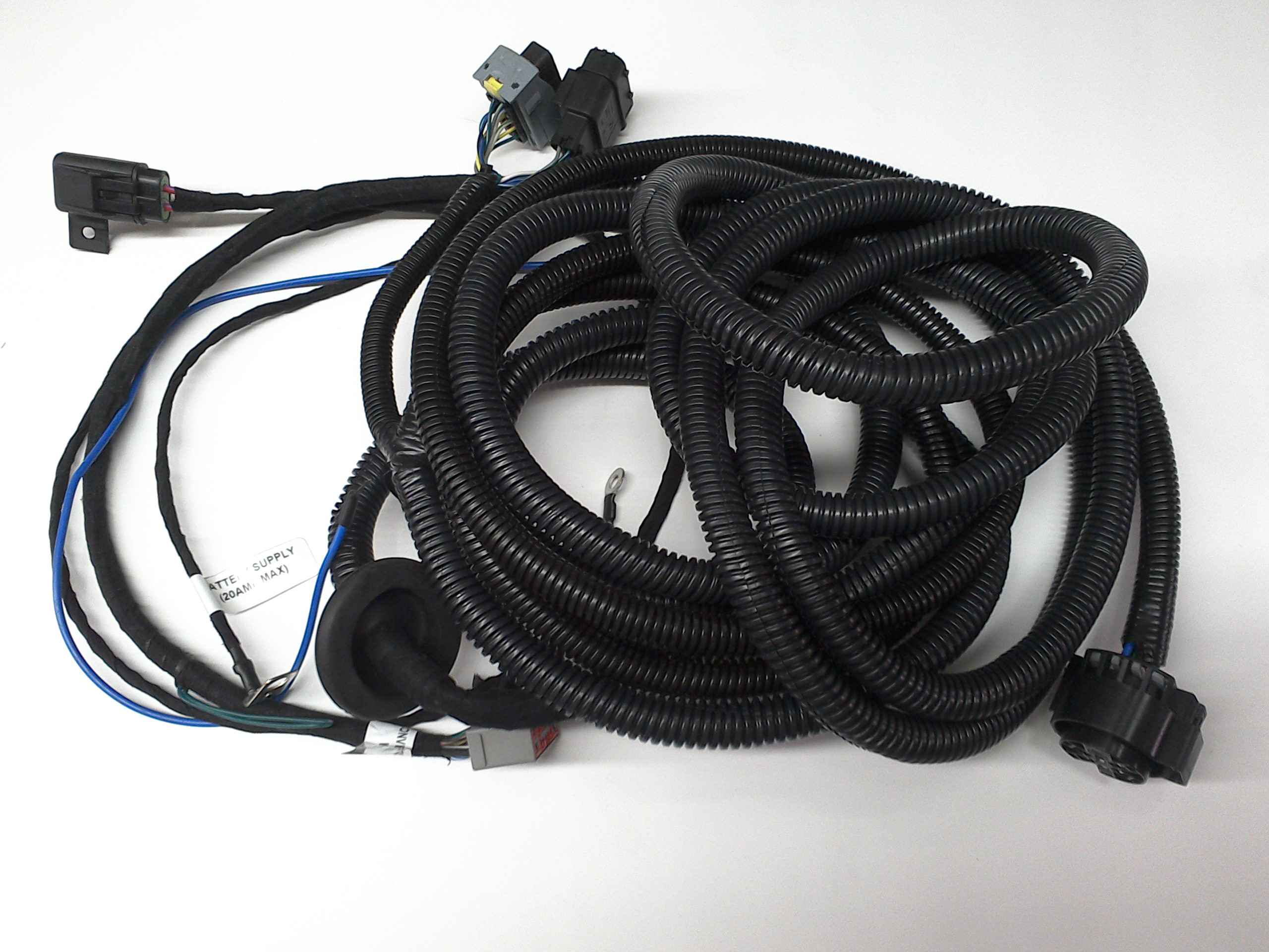 2006 Dodge Sprinter 2500 Adapter Kit  Trailer Tow Wiring